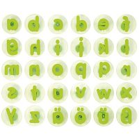 Stempels - letters