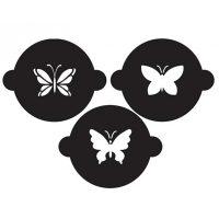 cupcake-sjablonen-vlinders