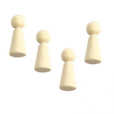 kegelpoppetjes klein