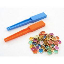 Set magnetische staven