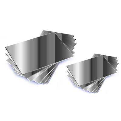 Plastic spiegels